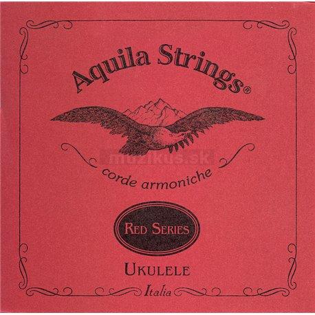 Aquila 87U - Red Series, Ukulele String Set, Tenor, High-G Tuning