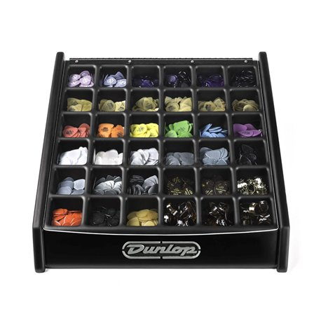 Counter Display Plastic, Black 1.208 picks - ONLY for Dunlop Deal