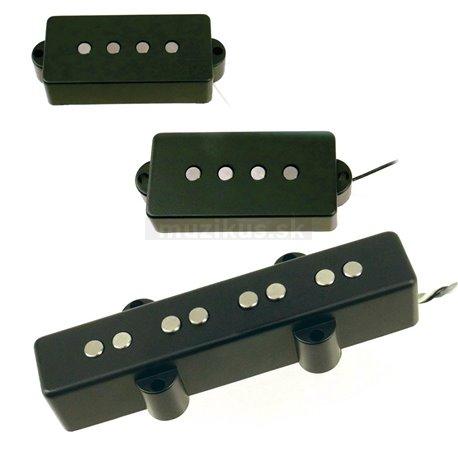 Nordstrand Pickup Set NP4V + NJ4SE Bridge Position, 4 Strings