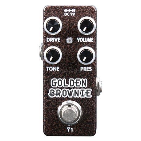 XVive T1 Golden Brownie - Thomas Blug Signature Series