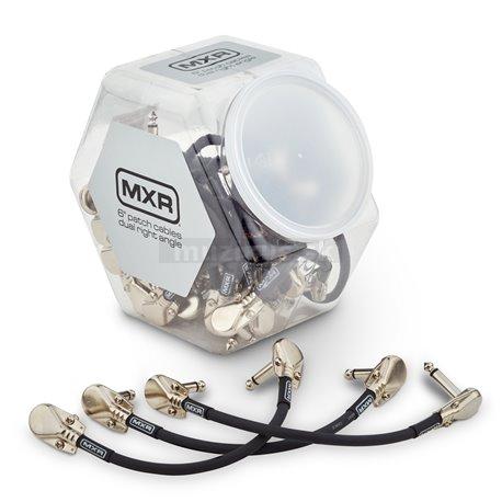 MXR Patch Cable Jar, 20 pcs.