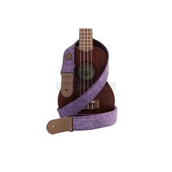Kala Sonoma Coast Ukulele Strap - Vista Point Purple