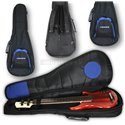 Deluxe Bag, Solid Body U-Bass, Blue Logo