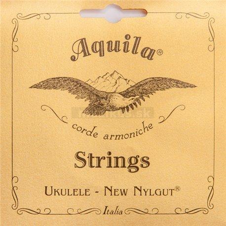 Aquila 13U - New Nylgut, Ukulele String Set, Tenor, High-G Tuning (3rd string Red Series)
