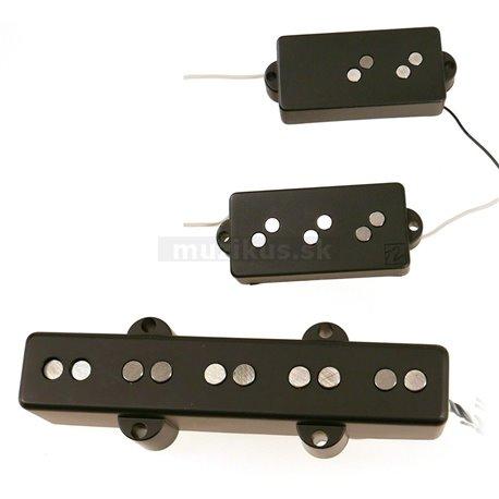 Nordstrand Pickup Set NP5V + NJ5S Bridge Position, 5 Strings