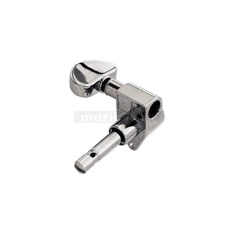 Grover 106C - Original Locking Rotomatics Machine Heads, 1 Piece, Left (Bass Side) - Chrome