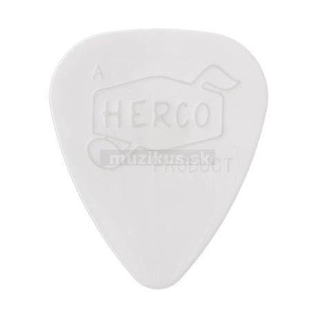Herco Vintage `66 Picks, Player's Pack, 6 pcs., white, extra light