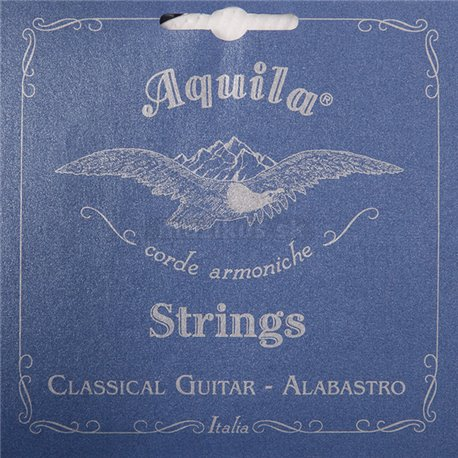 Aquila 98C - Alabastro, Classical Guitar Bass Strings, Light Tension