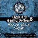 Framus Blue Label - Electric Guitar String Set, 8-string Light Top Heavy Bottom, .009-.080
