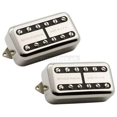 Seymour Duncan Psyclone Humbucker, Pickup Set - Nickel
