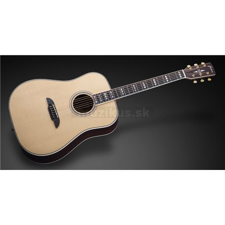 Framus Legacy Series FD 28 SP - Dreadnought - Vintage Transparent Satin Natural Satin