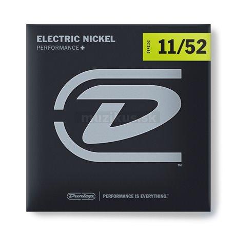 Dunlop Electric Nickel - DEN1152 - Electric Guitar String Set, Drop D, .011-.052