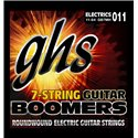 GHS Guitar Boomers - GB7MH - Electric Guitar String Set, 7-String, Medium Heavy, .011-.064