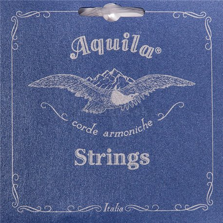Aquila 130C - Special Tuning, Classic Guitar String Set, High A-Tuning, Normal Tension