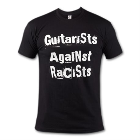 Guitarists Against Racists - Size: M (male)