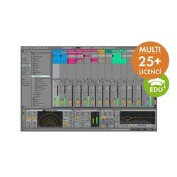 Ableton Live 10 Standard EDU, UPG z Live 1-9 Standard (25+ lic.)