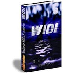 Midimaster WIDI Pro UG z verze 2.0 na aktuální