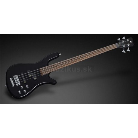 Warwick RockBass Streamer NT I, 4-String - Black Solid High Polish