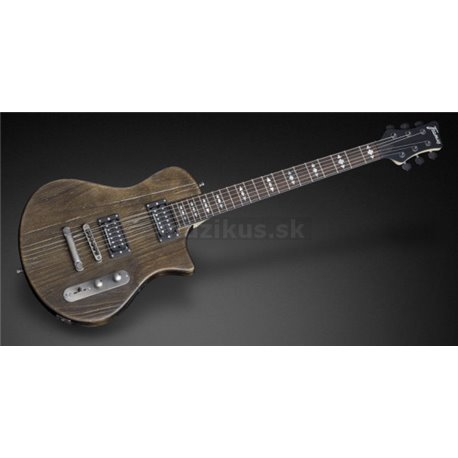 Framus Masterbuilt The Blank H - Nirvana Black Transparent Satin