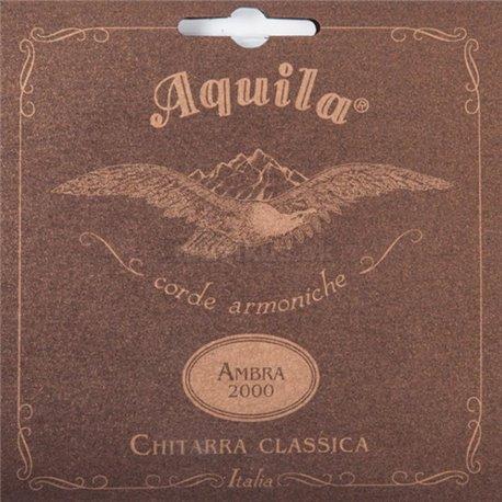 Aquila 150C - Ambra 2000 Classical Guitar Treble Strings, Normal Tension