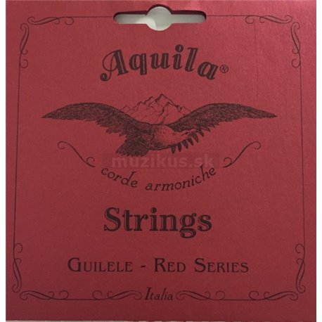 Aquila 152C - Red Series Guilele, E-Tuning