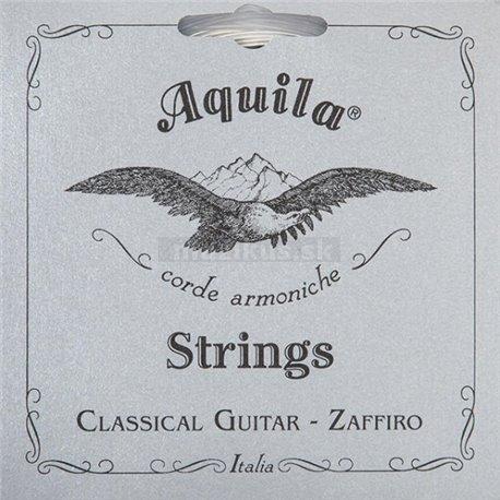 Aquila 129C - Zaffiro, Classical Guitar String Set, Normal Tension