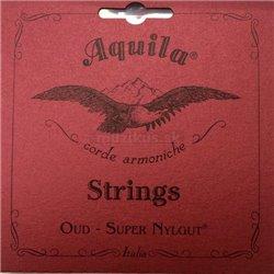 Aquila 44O - New Nylgut Oud Single String, Arabic Tuning, gg 2nd