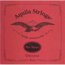 Aquila 70U - Red Series, Ukulele Single String, Soprano, Low-G 4th (plain)
