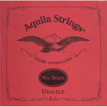 Aquila 83U - Red Series, Ukulele String Set, Soprano, High-G Tuning