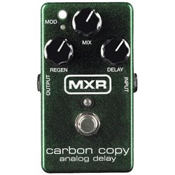 DL-Electron DLEMXRM169 - MXR M 169 Carbon Copy Analog Delay
