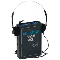DL-Electron DLERMBA - Rockman Bass Ace Headphone Amp