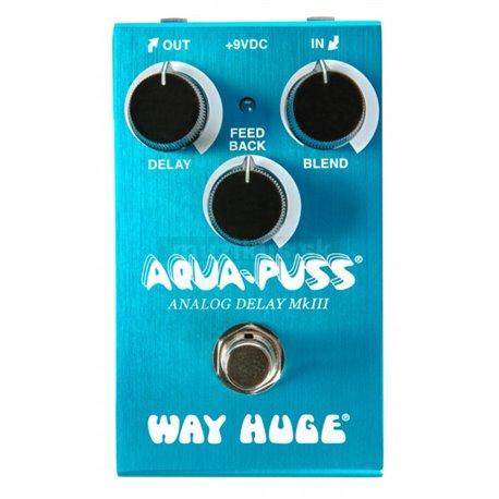 Way Huge Smalls Aqua-Puss (WM71) - Analog Delay
