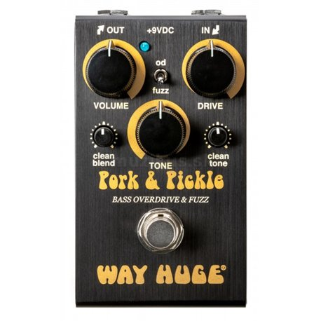 Way Huge Smalls Pork & Pickle (WM91) - Bass Overdrive / Fuzz