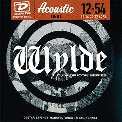 Dunlop Zakk Wylde Icon Series - Acoustic Guitar Set, Light, .012-.054