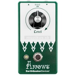 EarthQuaker Devices Arrows V2 - Pre-Amp Boost