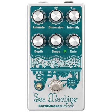 EarthQuaker Devices Sea Machine V3 - Super Chorus