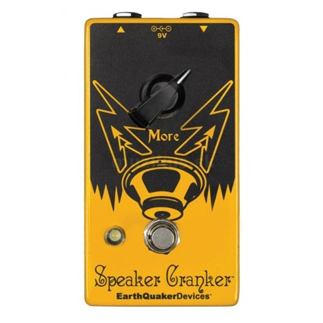 EarthQuaker Devices Speaker Cranker V2 - Overdrive