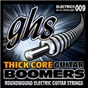 GHS Thick Core Guitar Boomers - HC-GBXL - Electric Guitar String Set, Extra Light, .009-.043
