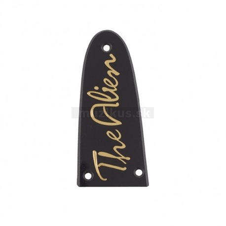 Warwick Parts - Original 1985-95 Truss Rod Cover for Warwick The Alien
