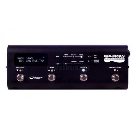 Source Audio SA 165 - Soleman MIDI Foot Controller