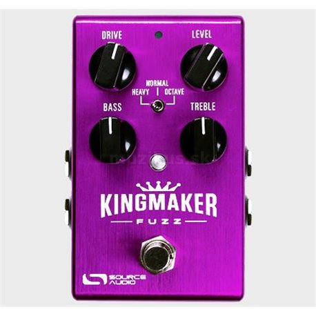 Source Audio SA 245 - One Series Kingmaker Fuzz