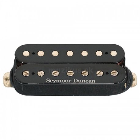 Seymour Duncan SH-1N - 59 Neck Humbucker, 4 Cond. Cable, 7-String - Black
