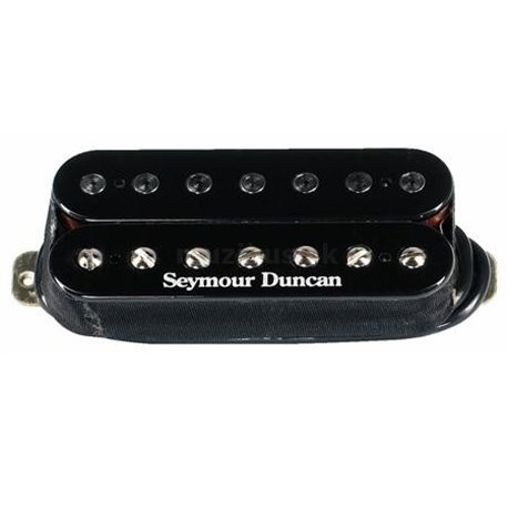 Seymour Duncan SH-5 7 - Duncan Custom Bridge Humbucker, 7-String - Black