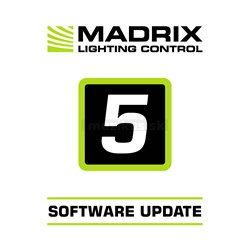 Upgrade licence MADRIX (2,3) ENTRY na MADRIX5 ENTRY