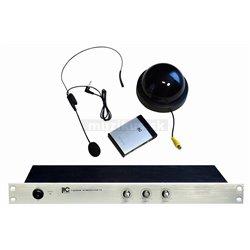 IR bezdrôtový mikrofónny systém