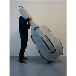 IKA - hard case for double bass