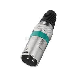 XLR-207P/GN