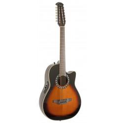 Ovation E – akustická kytara EUROPE SPECIAL Pacemaker Sunburst 1615AX-1