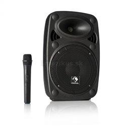 Auna Pro Streetstar 8 mobilný PA systém, Čierna