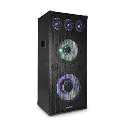 Fenton TL1012 LED PA reproduktor, Čierna